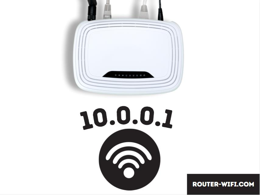 login router wifi 10001